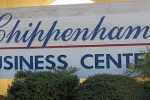 Picture of Chippenham Business Center monument sign