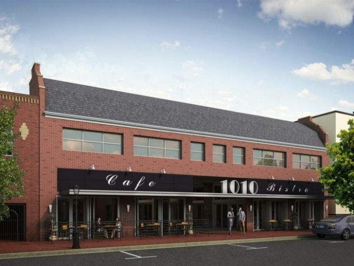 1010 Caroline Development Receives Arb Approval New Restaurant And Retail Space In Downtown