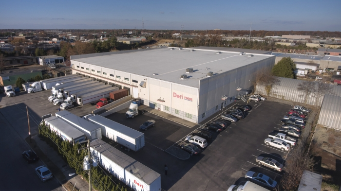 Business For Sale Richmond Va >> Cushman & Wakefield Capital Markets Group Completes $7.7M Sale of Dori Foods Facility | Thalhimer